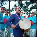 """Although 90 percent of Indonesia's population is Muslim, the Balinese are Hindu. Like Indonesia's Islam it is a world apart from that of the Middle East, Balinese Hinduism differs tremendous from that in India. The Balinese have a caste system but there are no """"untouchables."""" The Balinese believe in a broad spectrum of gods, and good and evil spirits. These gods and spirits are pleased with regular temple rituals and daily offerings."""