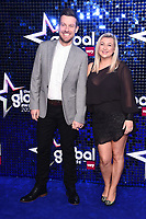 Chris and Rosie Ramsey<br /> arriving for the Global Awards 2020 at the Eventim Apollo Hammersmith, London.<br /> <br /> ©Ash Knotek  D3559 05/03/2020