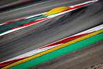 Asphalt detail during the tests for the new Formula One Grand Prix season at the Circuit de Catalunya in Montmelo, Barcelona. February 19, 2020 (ALTERPHOTOS/Javier Martínez de la Puente)