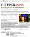 Don Gil of the Green Breeches, Ustinov, The stage, 17.10.13.