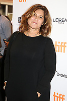 PRODUCER AMY PASCAL - RED CARPET OF THE FILM 'MOLLY'S GAME' - 42ND TORONTO INTERNATIONAL FILM FESTIVAL 2017 . TORONTO, CANADA, 09/09/2017. # FESTIVAL DU FILM DE TORONTO - RED CARPET 'MOLLY'S GAME'