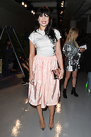 Daisy Lowe<br /> at the Ashley Williams AW17 show as part of London Fashion Week AW17 at 180 Strand, London.<br /> <br /> <br /> ©Ash Knotek  D3230  17/02/2017