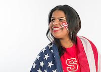 2015 USA Fan model released photo shoot.