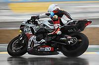 #20 MOTO SPORT ENDURANCE (FRA) YAMAHA YZF - R1 SUPERSTOCK SIMON ANTHONY (FRA) LE BRAS YOUENN(FRA) OLLIVIER JIMMY (FRA) -