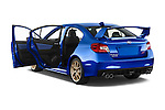 Car images of 2017 Subaru WRX STI - 4 Door Sedan Doors