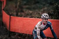 Ben Tulett (GBR)<br /> <br /> Junior Men's Race<br /> UCI CX Worlds 2018<br /> Valkenburg - The Netherlands