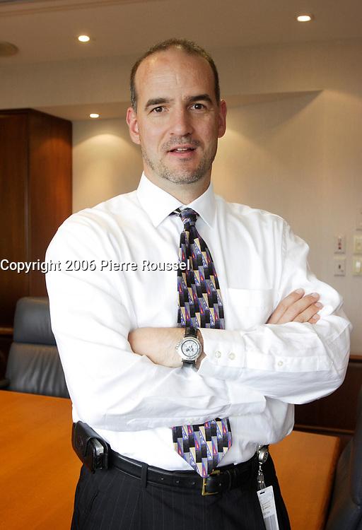 Michael R. McAdoo, V-P Startegy and Business Development AEROSPACE (Bombardier)