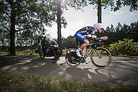 Tom Boonen (BEL/Etixx-QuickStep)<br /> <br /> 12th Eneco Tour 2016 (UCI World Tour)<br /> stage 2: Breda-Breda iTT (9.6km)