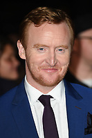 """Tony Curran<br /> arriving for the London Film Festival screening of """"Outlaw King"""" at the Cineworld Leicester Square, London<br /> <br /> ©Ash Knotek  D3446  17/10/2018"""