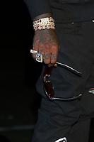 "ATLANTA, GA - SEPTEMBER 22, 2020 Rick Ross on the set of the ""Julio"" remix video shoot September 22, 2020 in Atlanta, Georgia. ( No Negative Caption Or Stories )<br /> CAP/MPI/WG<br /> ©WG/MPI/Capital Pictures"