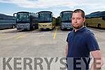Jonathan O'Shea of Kingdom Coaches/O'Sheas of Kerry