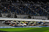 2017 Camping World Truck - NextEra Energy Resources 250<br /> Daytona International Speedway, Daytona Beach, FL USA<br /> Friday 24 February 2017<br /> Ben Rhodes and Christopher Bell<br /> World Copyright: Nigel Kinrade/LAT Images<br /> ref: Digital Image 17DAY2nk10580