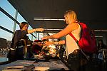 Registration for Powershift 2013 in Pittsburgh, PA. (Photo by: Robert van Waarden)