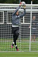 Torwart Florian Müller (Deutschland, Olympiamannschaft) - Frankfurt 13.07.2021: Trainingslager der Deutschen  Olympia-Nationalmannschaft für Tokio 2021