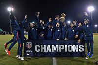Nike International Friendlies Award Ceremony, November 18, 2019