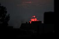 BOGOTA – COLOMBIA – 23 -  12 - 2016: Sunset in Bogota. Photo: VizzorImage / Luis Ramirez / Staff.