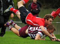 140712 Hawkes Bay Club Rugby - Napier Tech Old Boys v Taradale