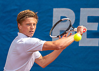 Zandvoort, Netherlands, 8 June, 2019, Tennis, Play-Offs Competition, Tim van Rijthoven (NED)<br /> Photo: Henk Koster/tennisimages.com