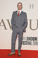 "Mark Gatiss<br /> London Film Festival screening of ""The Favourite"" at the BFI South Bank, London<br /> <br /> ©Ash Knotek  D3448  18/10/2018"