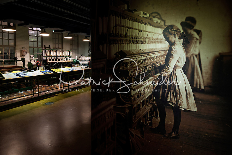 Photography of the Levine Museum of the New South located in downtown Charlotte, North Carolina.<br /> <br /> The Levine Museum of the New South, is a history museum located in Charlotte, North Carolina whose exhibits focus on life in the North Carolina Piedmont after the American Civil War. <br /> <br /> <br /> Charlotte Photographer -PatrickSchneiderPhoto.com