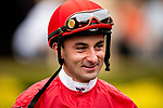 JULY 24, 2021: Adam Beschizza at Del Mar Fairgrounds in Del Mar, California on July 24, 2021. Evers/Eclipse Sportswire/CSM