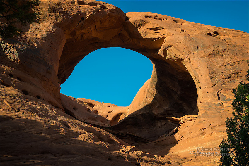 Honeymoon Arch, Monument Valley, Arizona