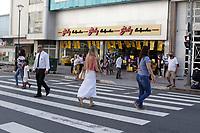 Campinas (SP), 09/02/2021 - Plano São Paulo-SP - Movimentação no centro de Campinas, interior de São Paulo, nesta terça-feira (9). A cidade esta na fase amarela do Plano São Paulo.