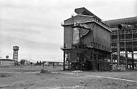 Sesto San Giovanni (Milano), ex area industriale delle acciaierie Falck --- Sesto San Giovanni (Milan), former industrial site of Falck steelworks
