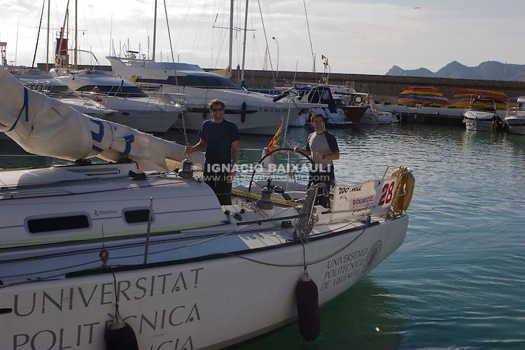 UPV - XXII Trofeo 200 millas a dos - Club Náutico de Altea - Alicante - Spain - 22/2/2008