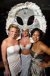 Victoria Nelson, Alison Richardson and Bridget Johnson at the Casino Night for The Health Museum at the Hotel ZaZa Saturday  Aug. 23,2008.(Dave Rossman/For the Chronicle)