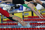 Glasgow 2014 Commonwealth Games<br /> Jazz Carlin (Wales) swimming in the women's 1500m Backstroke.<br /> <br /> 28.07.14<br /> ©Steve Pope-SPORTINGWALES