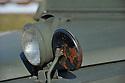 18/02/13 - CRAPONNE SUR ARZON - HAUTE LOIRE - FRANCE - Essais MINERVA LAND ROVER 80 Pouces de 1952 - Photo Jerome CHABANNE