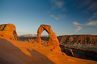 Delicate Arch, Arches National Park, Utah, US