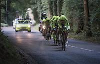 Team Tinkoff<br /> <br /> 12th Eneco Tour 2016 (UCI World Tour)<br /> stage 5 (TTT) Sittard-Sittard (20.9km) / The Netherlands