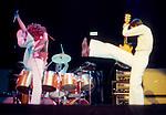 The Who, Roger Daltrey, Pete Townsend, Keith Moon, Photo by Joel Peskin/erockphotos.com