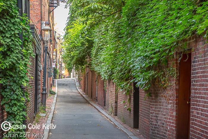 Beacon Hill, Boston, Massachusetts, USA