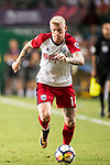West Bromwich Albion midfielder James McClean in action during the Premier League Asia Trophy match between Leicester City FC and West Bromwich Albion at Hong Kong Stadium on 19 July 2017, in Hong Kong, China. Photo by Weixiang Lim / Power Sport Images