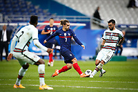 Antoine Griezmann ( 7 - France ) - B Fernandes ( 11 - Portugal ) - PARIS 11/10/2020 Saint Denis <br /> Nations League France Vs. Portugal <br /> Photo Federico Pestellini / Panoramic / Insidefoto  <br /> ITALY ONLY