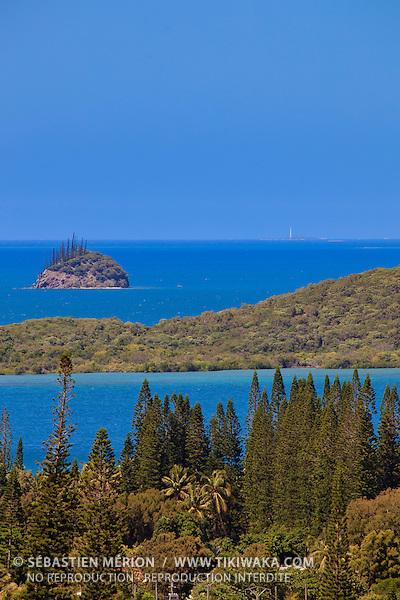 Littoral du Mont-Dore Sud, île Bailly et Porc-Epic, Nouvelle-Calédonie