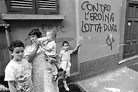 - Milan, evacuation of the house illegally occupied in Piazzale Dateo  (August 1988)<br />