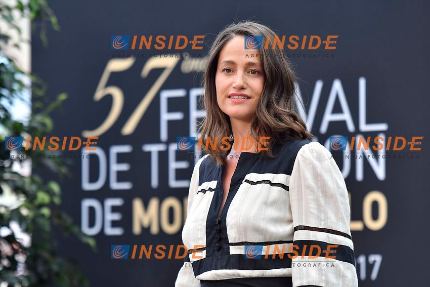 Marie Gillain (Souviens toi) Monaco - 17/06/2017<br /> 57 festival TV Monte Carlo <br /> Foto Norbert Scanella / Panoramic / Insidefoto