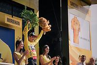 another day in yellow for Greg Van Avermaet (BEL/BMC)<br /> <br /> Stage 4: La Baule > Sarzeau (192km)<br /> <br /> 105th Tour de France 2018<br /> ©kramon