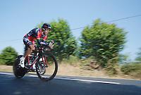 Philippe Gilbert (BEL)<br /> <br /> Tour de France 2013<br /> stage 11: iTT Avranches - Mont Saint-Michel <br /> 33km