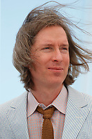 """CANNES, FRANCE - JULY 13:  director Wes Anderson at photocall for the film """"The French Dispatch"""" at the 74th annual Cannes Film Festival in Cannes, France on July 13, 2021 <br /> CAP/GOL<br /> ©GOL/Capital Pictures"""