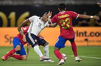 Action photo during the match Colombia vs Costa Rica at  NRG Stadium Copa America Centenario 2016. ---Foto  de accion durante el partido Colombia vs Costa Rica, En el Estadio NRG Partido Correspondiante al Grupo - A -  de la Copa America Centenario USA 2016, en la foto:  Frank Fabra<br /> --- 11/06/2016/MEXSPORT/David Leah.