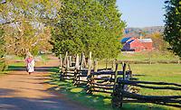 Howell Living History Farm, Mercer County, New Jersey