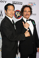 Charles Rahi Chu, Kim Coates<br /> at the 2015 Society Of Camera Operators Lifetime Achievement Awards, Paramount Theater, Los Angeles, CA 02-08-15<br /> David Edwards/DailyCeleb.com 818-249-4998