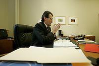 Montreal (Qc) CANADA -Dec  2009 -Richard Bergeron