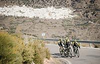 training in Andalusia<br /> <br /> Mitchelton-Scott training camp <br /> Almeria, Spain<br /> february 2019<br /> <br /> ©kramon