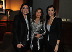 BARBARA SALTAMARTINI, ISABELLA RAUTI E MARA CARFAGNA<br /> PREMIO GUIDO CARLI - QUARTA EDIZIONE<br /> RICEVIMENTO HOTEL MAJESTIC ROMA 2013
